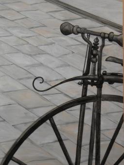 ποδήλατο αντίκα