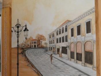 antique city