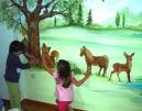 Ζωγραφική παιδικών δωματίων