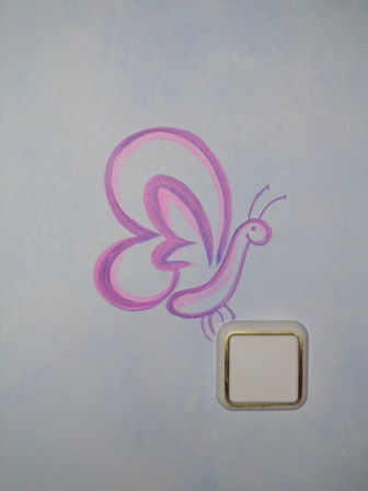 Συνδυασμός χρωμάτων για παιδικό δωμάτιο ζωγραφική