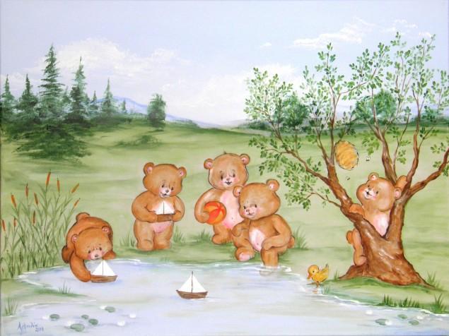 Ζωγραφικη τοιχου παιδικου δωματιου παιδικες τοιχογραφιες, παιδικός πίνακας ζωγραφικής