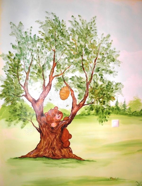 ζωγραφική παιδικών δωματίων, παιδικές τοιχογραφίες, ζωγραφική σε τοίχο