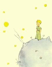 Ζωγραφική παιδικού δωματίου παιδικές τοιχογραφίες μικρός πρίγκιπας