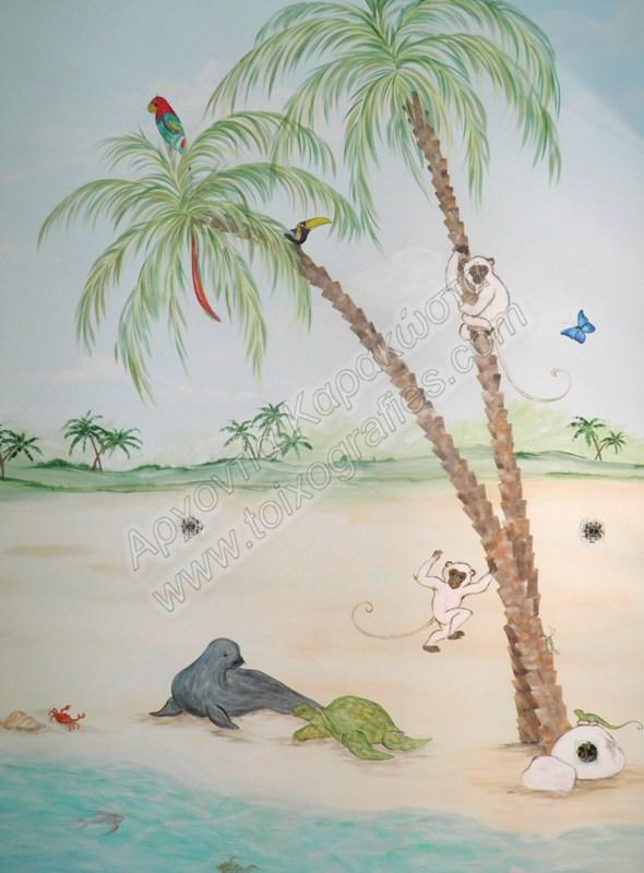 θαλασσα τοιχογραφια (3)