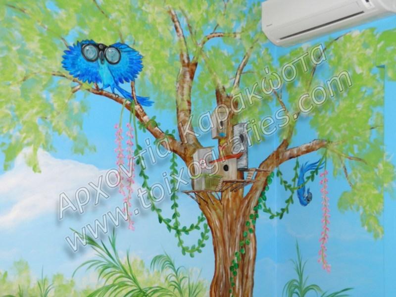 rio ζωγραφική σε τοίχο (1)