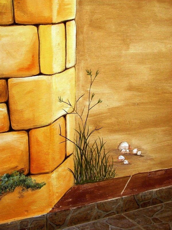τοιχογραφια σε πισινα